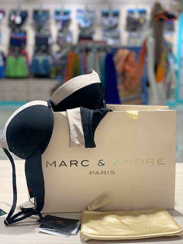 Слитные купальники Marc&Andre собенности