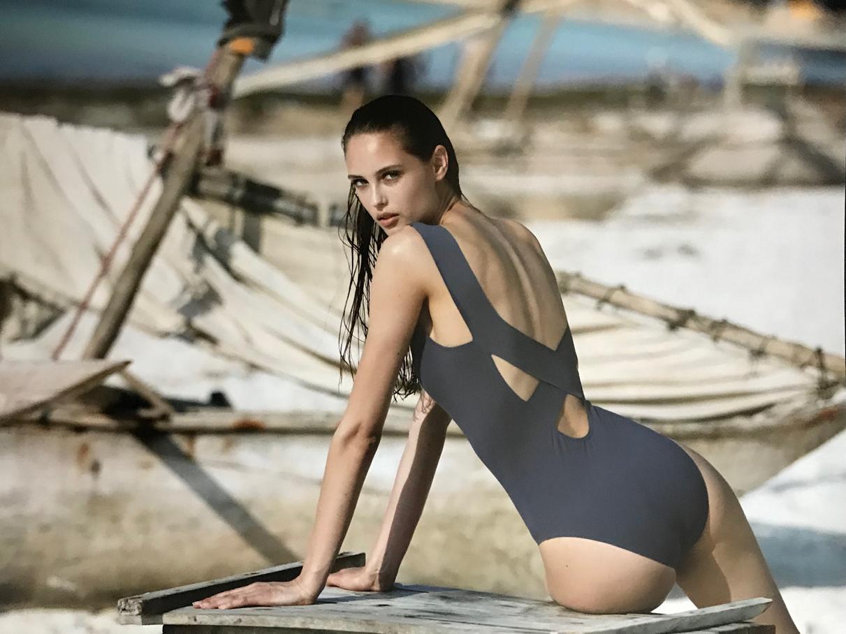 Слитные купальники Pain de Sucre фото