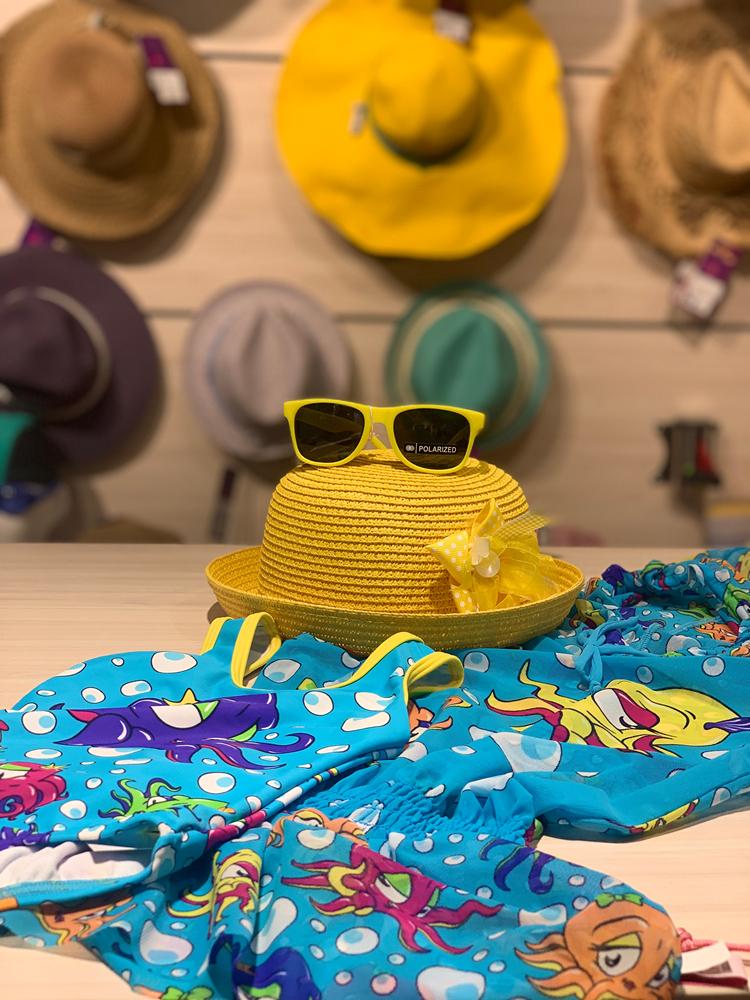 детские аксессуары 2020 для пляжа