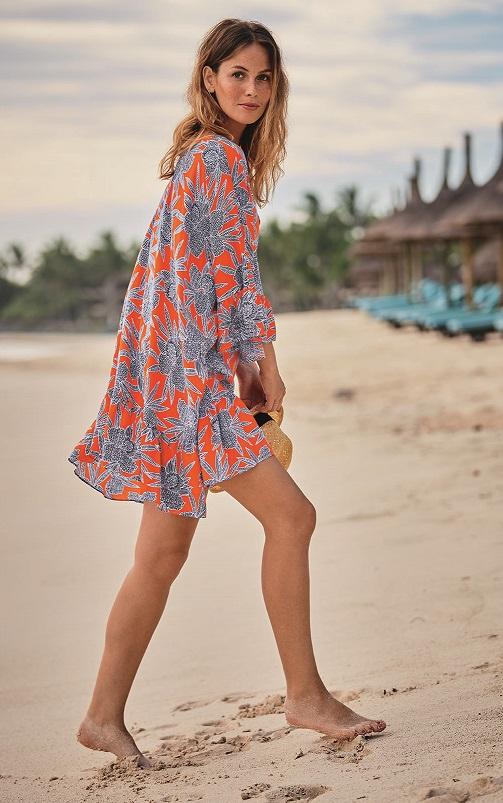 женские пляжные сарафаны фото
