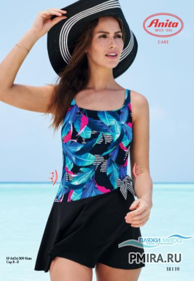 тренды пляжной моды 2019 фото