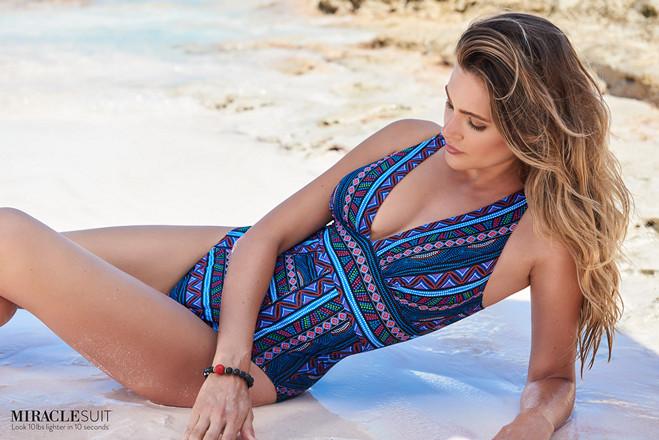 Тенденции  пляжной моды фото 2019