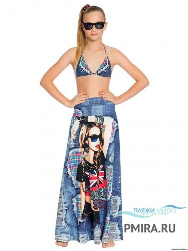 Пляжные костюмы для дочери фото
